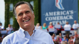 Romney raising more money than Obama