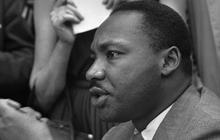 Newly discovered MLK audio interview found in attic