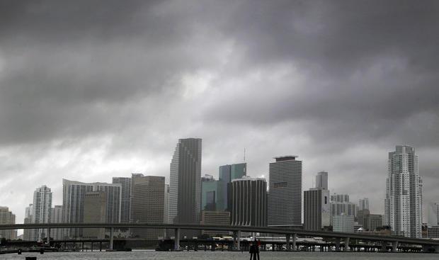 Tropical Storm Isaac gains steam