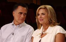 Ann Romney: Mitt helped me through 'dark times'