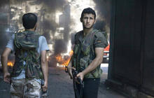 Air strikes kill at least 25 in Syria