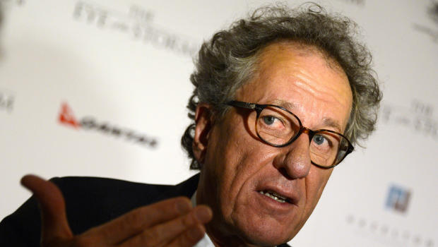 """Geoffrey Rush, Actor Known For """"Pirates Of The Caribbean"""