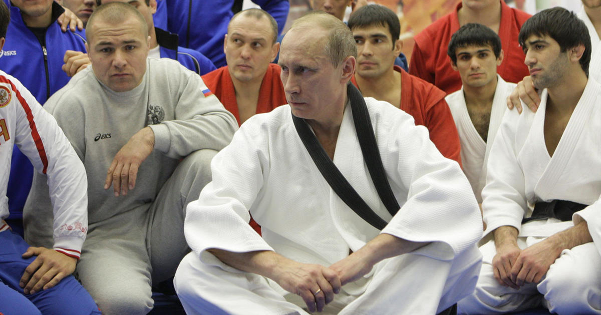 Vladimir Putin Doing Manly Things Cbs News