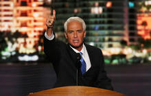 Charlie Crist praises Obama for saving Fla. in DNC speech