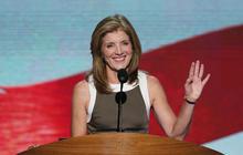 Caroline Kennedy's Democratic National Convention speech