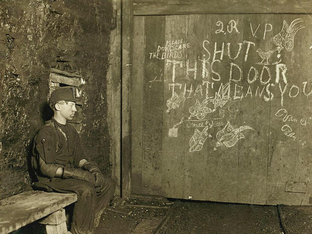 Child labor from 1908 to 1917