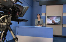 Behind the scenes at Syria's opposition TV network