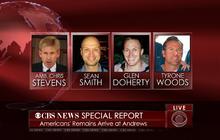 Special Report: Bodies of Americans killed in Libya return to U.S.