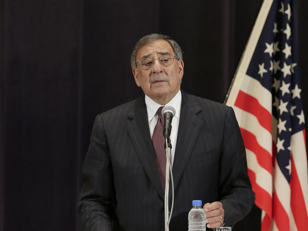 Defense Secretary Leon Panetta