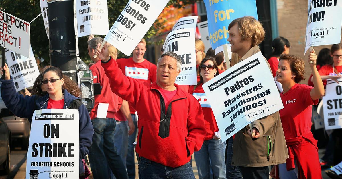 what triggered catholic school teachers strike