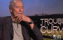 """Clint Eastwood on """"Trouble with the Curve"""""""