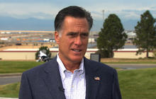 "Romney: White House ""jumped the gun"" explaining Libya attack"