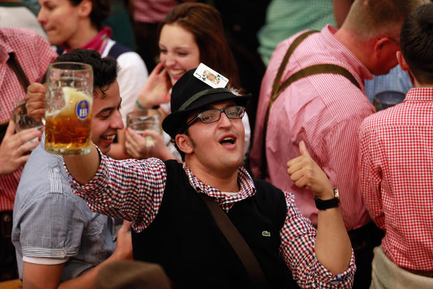 Oktoberfest 2012 in Munich