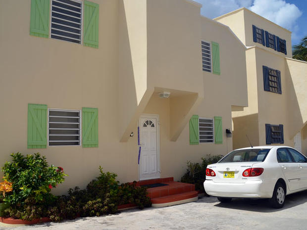 South Carolina couple slain in their St. Maarten home