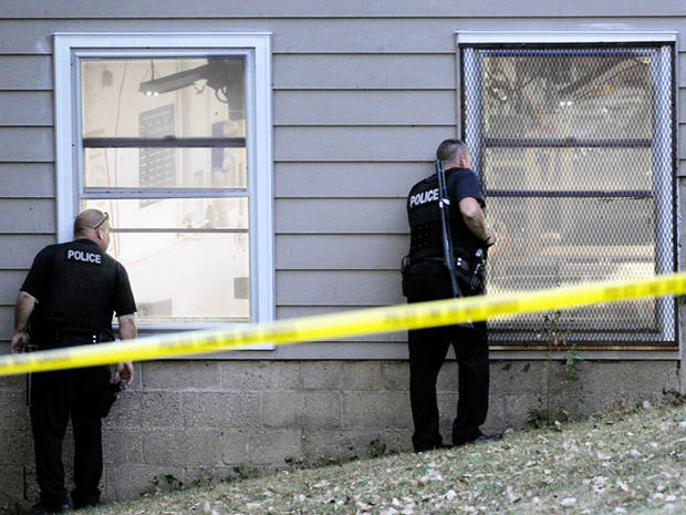 5 dead in Minn. shooting rampage