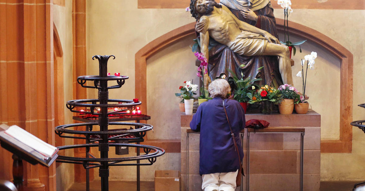 For Germans, religious membership comes with price - CBS News