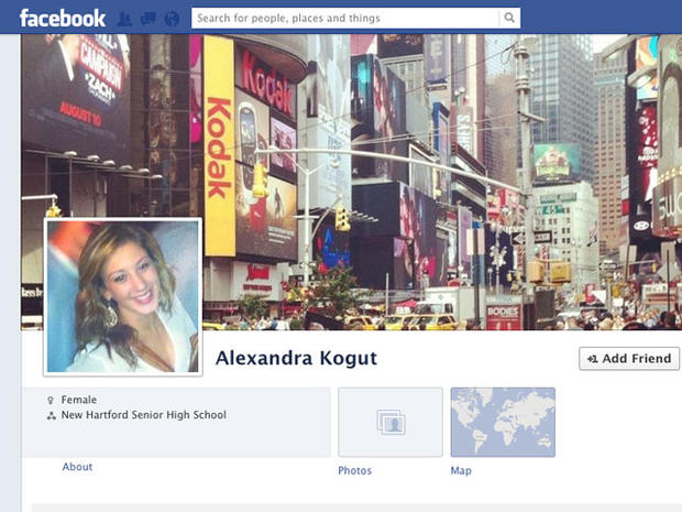 NY student found dead inside her dorm