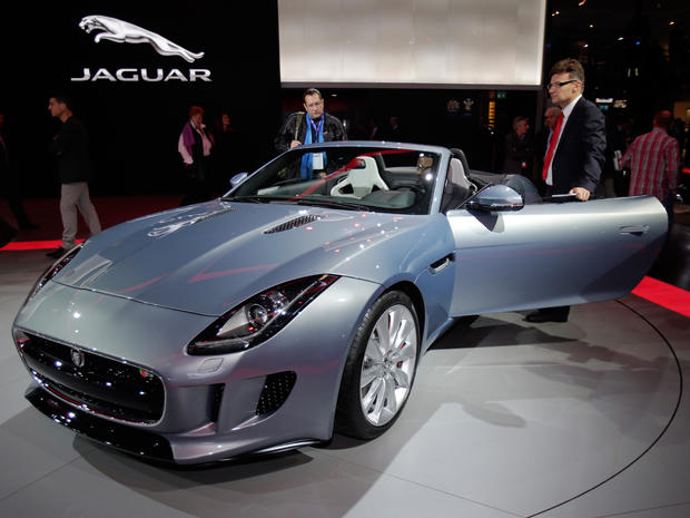 25 coolest cars at the Paris Auto Show