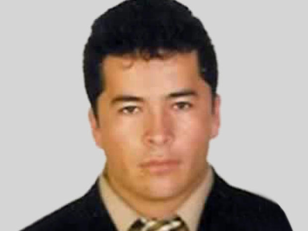 This undated file photo, downloaded from the Mexico's Attorney General's Office most wanted criminals webpage on Nov. 2, 2010, shows alleged Zeta drug cartel leader and founder Heriberto Lazcano Lazcano in an undisclosed location.
