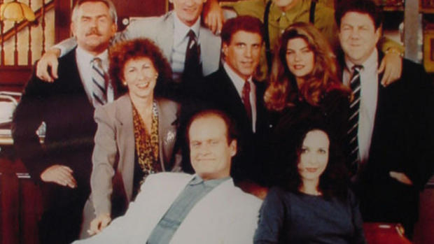 """""""Cheers"""" reunion: What are they doing now?"""
