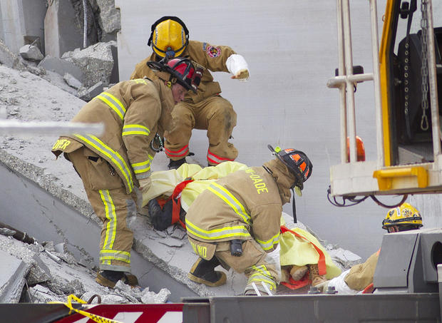 Deadly Miami garage collapse
