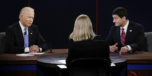 Biden, Ryan face off in VP debate