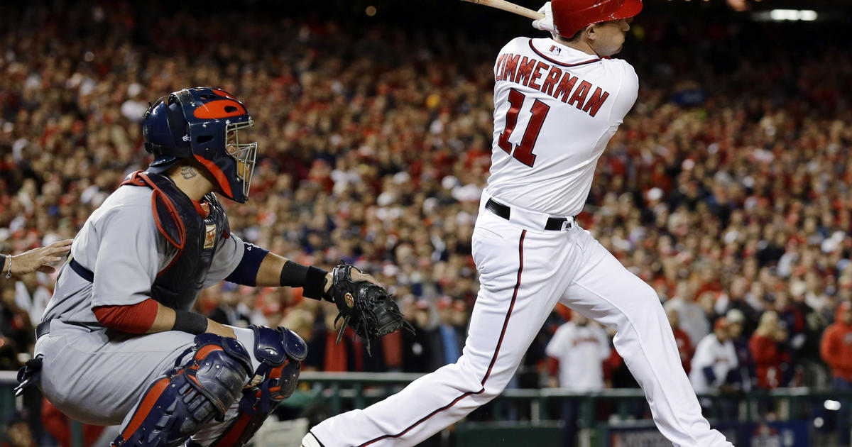 Ryan Zimmerman, Joe Ross, Mike Leake decide out of 2020 MLB season over coronavirus - CBS News thumbnail