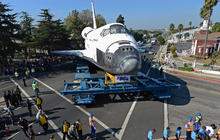 Shuttle Endeavour nears end of its final mission