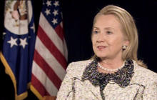 "Clinton: ""I care deeply"" about what happened in Benghazi"