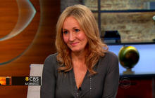 "J.K. Rowling on her adult novel, ""The Casual Vacancy"""