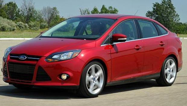 Ford toyota fight over who has top selling car cbs news for Polk county motor vehicle registration