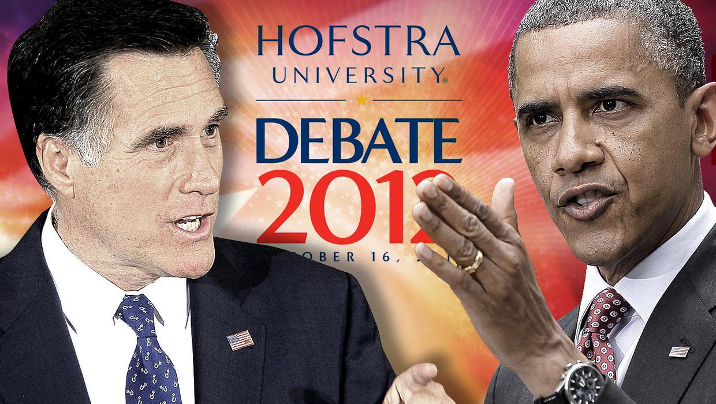 presidential debate essay