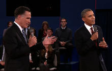 "Candy Crowley takes on Romney: Did Obama call Libya attack act of ""terror""?"