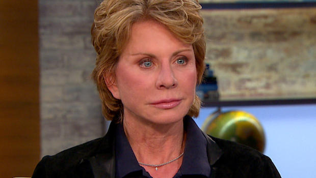 """Patricia Cornwell on """"CBS This Morning."""""""