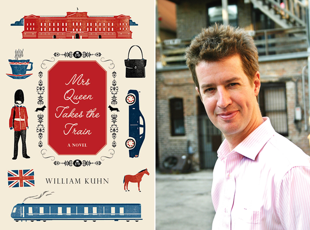 Mrs. Queen Takes the Train, William Kuhn
