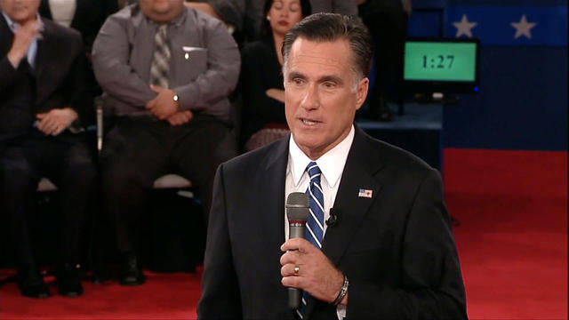 Obama, Romney appeal to women in 2nd debate