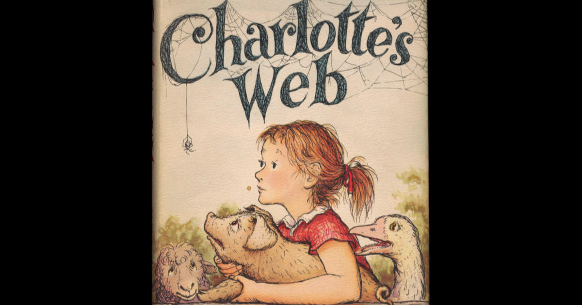 charlotte s web themes On the eve of charlotte's web day, i asked my classroom parents if they could come and help me get the spider web words and the salutations banner up we also reviewed theme and author's message with it you know how at the end of the story, charlotte's babies (the balloonists) fly away.