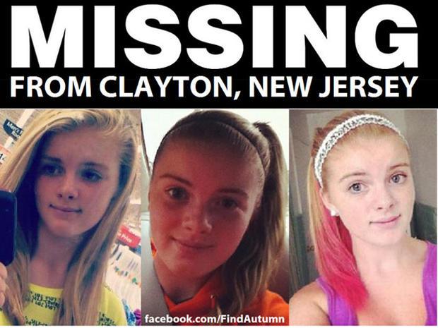 Body of missing NJ girl found