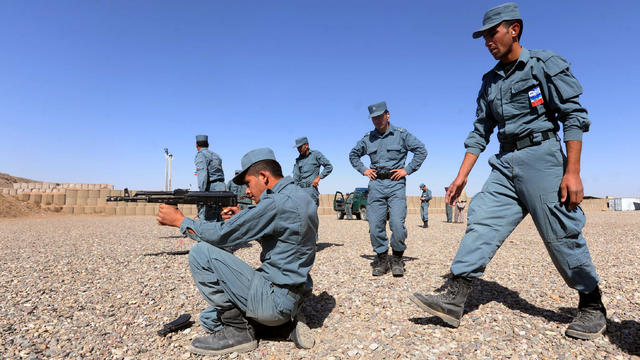 Transition in Afghanistan hitting road blocks