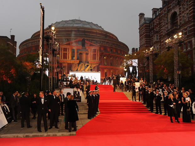 """Skyfall"" world premiere"
