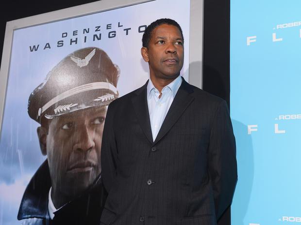 """Flight"" premieres in L.A."