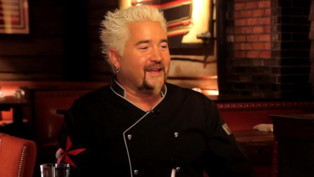 Guy Fieri: The busiest celebrity chef
