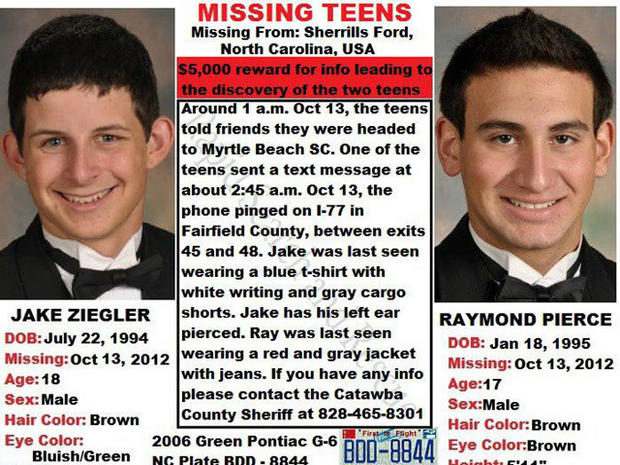 Bodies of missing N.C. teens found in river