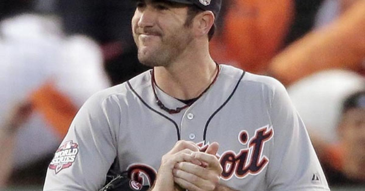 269574b6f Detroit Tigers ace Justin Verlander struggles again in World Series ...