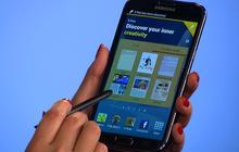 Samsung Galaxy Note II debuts