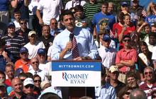 "Ryan mocks Obama's second-term brochure as a ""slick"" comic book"
