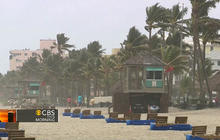 Fla. residents already experiencing Sandy's effects