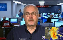 "Head of FEMA: ""I want people to be safe"""
