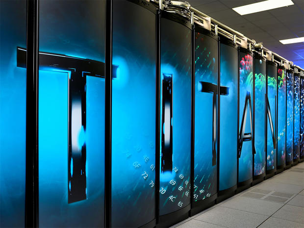 Oak Ridge National Laboratory is home to Titan, the world»??s most powerful supercomputer for open science with a theoretical peak performance exceeding 20 petaflops (quadrillion calculations per second). That kind of computational capability»??almost unimaginable»??is on par with each of the world»??s 7 billion people being able to carry out 3 million calculations per second.