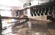Watch: MTA walkthrough in flooded NYC subway station